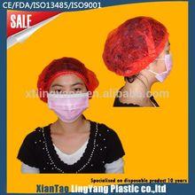 nonwoven clip cap surgical cap CE/ISO13485/FDA/Nelson