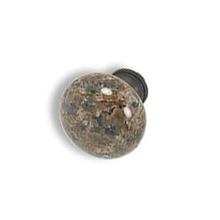 granite knobs FT knob2 Tropic Brown-ORB oil rubbed bronze for ticthen