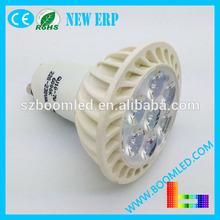 2014 New Design and High quality dimmable 7x1W 500LM GU10/7w gu10 led bulb light/7w gu10 led spot
