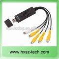 1 canali di ingresso audio 4ch dvr driver usb