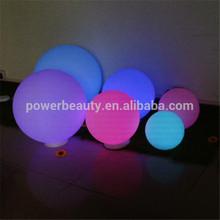 floating disco ball /16 color selectable/flashing/fading ball