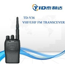 hot selling transmitter receiver uhf400-470mhz military two way radio 7w power