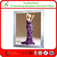 Snap Frame Indoor Custom Aluminum Slim Advertising Led Light Box