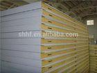 insulated PU panels / durable polyurethane sandwich panel