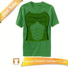 wholesale acid wash t shirts/ custom wash t shirt design
