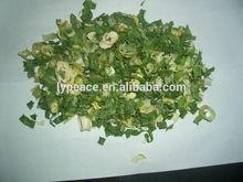 2014 new dried green onion granules for korea market