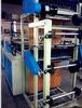 High-speed double deck bag making machine cloth bag making machine