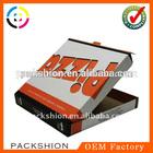 custom corrugated pizza box