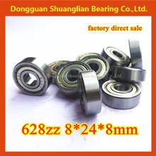 Good quality micro miniature bearing 628