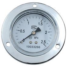 pressure gauge movement
