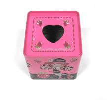 tissue paper tin box