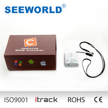 Mini GPS tracker suitable for cattle tracking S007 SEEWORLD China