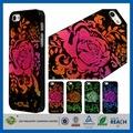 pequenas moq personalizar a ordem para iphone 5s pc caso de telefone celular capas
