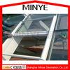 home roof skylight aluminum frame glass window skylight