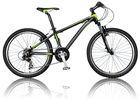 Storm Boys 24 Inch 18 speeds Alloy mountain bike 2014