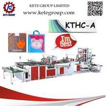 Automatic high quality heat-sealing bag making machine