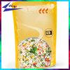 disposable small rice snack food packaigng bag heat seal plastic