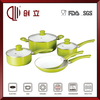 non-stick white enamel cookware