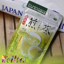 Plastic coffee tea milk powder bag/ green tea powder bag/ coffee tea powder packaging bag