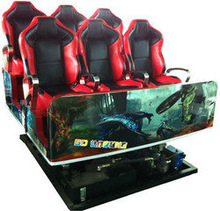 Newest attractive electric cinema for 5d,6d,7d,8d cinema