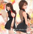 caliente sexy qipao chino de vestuario