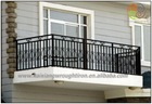 wrought iron window grill design