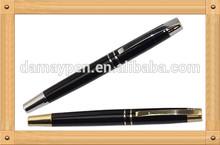 Hot Sell Charming Metal Gold Nib Elegance Luxury Fountain Pen