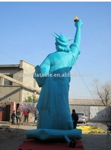 2014 china of inflatable statue of liberty