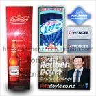 Customized advertising sign board/flex banner/sticker screen printing