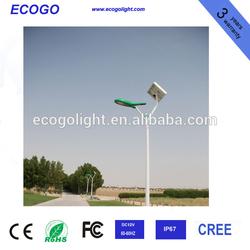 30W cree chip solar street livarno lux led