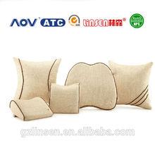 Guangzhou linsen new products memory foam back cushion