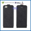 Fashion smartphone case for iphone5 flip leather case samsung