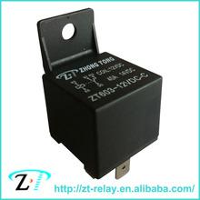 ZT603 12v 24v 4pin 5pin 30a 40a 60a 80a auto relay Pieces detachees automobiles
