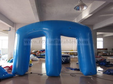 Classic design customized inflatable paintball bunkers for sale
