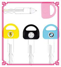 cool car key ballpoint pen with cap