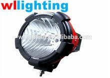 WLLIGHTING 9'' 75W 100W 12V 24V 9-30V Hid Spot Flood Light Off Road Light for Toyota Jeep Land Rover SUV