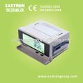 De una sola fase multi- función inteligente medidor de potencia inteligente x203 montados en el panel medidor de energía, rs485 comunicación