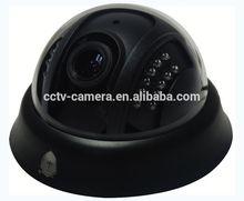Indoor Plastic Audio Dome Camera