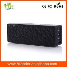 Economic new design hidden radio bluetooth speaker