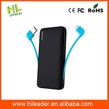 Top grade best selling mobile power 9000 mah portable charge
