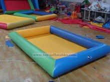 Best-selling cheap inflatable pool basketball hoop