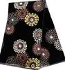 Cheap african velvet lace fabric best sale fashion design CL9211