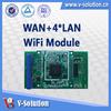 4lan openwrt wifi module wifi router module