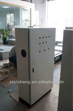 2doors metal clothes cabinet hanging for bedroom YS-03