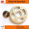 cg150 titan motorcycle chain wheel