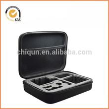 Large Gopro Case for Hero 3 3+ Camera Highest Quallity EVA Shockproof Go pro HD Hero3+ Cameras Bag Black Premium Editio