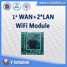1WAN + 2LAN WLAN AR9331 ATHEROS WIFI Module