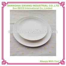 K2806 Bamboo Fiber dinner plate set