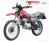 PT150GY-5 Hot Sale Classic Chongqing Apollo Orion Dirt Bikes