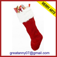 new products on china market slipper socks cartoon christmas stockings
